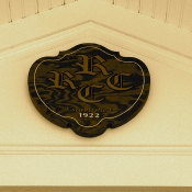 The Royalton Roslyn Country Club Crest Creation